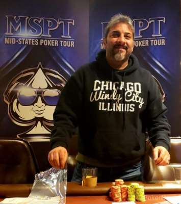 Bryan Mileski Poker